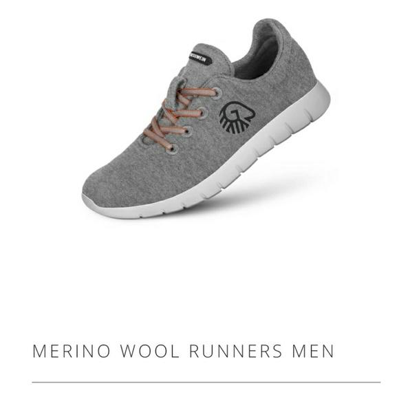 Geisswein Merino Wool Running Shoe